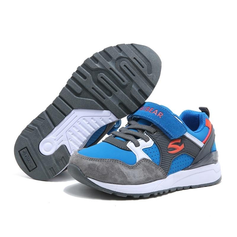 Dzieci antypoślizgowe Buty Chłopców Modne Dzieci Sneakers Sport - Obuwie dziecięce - Zdjęcie 2