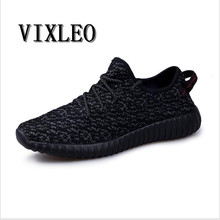 VIXLE 2017 High Quality Men Ultra Boost Running Shoes Damping Breathable Tactical Men Sneaker outdoor Lovers Sports Shoes