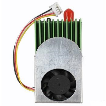 High Quality 5.8G 1200MW FPV Transmitter And Receiver , Wireless Long Range CCTV Video Transceiver, 5.8Ghz Video Sender