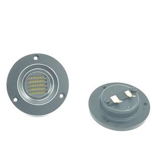 Image 2 - KSOAQP Audio D 65mm 30 watt AMT band hochtöner raw lautsprecher fahrer Air Motion Transformator hochtöner lautsprecher für auto audio 2 stücke