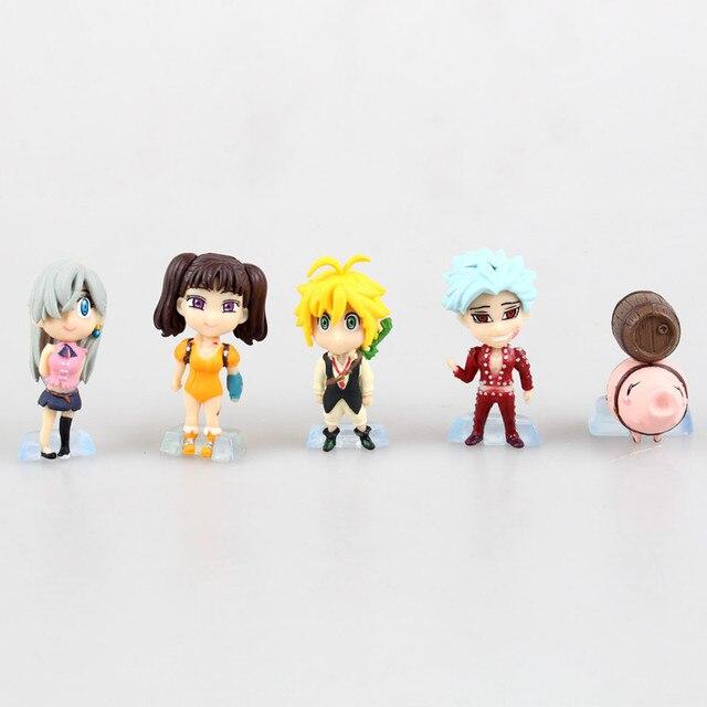 figurine pop nanatsu no taizai
