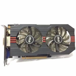 Image 2 - Asus GTX 750TI OC 2GB GTX750TI GTX 750TI 2G D5 DDR5 128 Bit PC Desktop Graphics Cards PCI Express 3.0 computer Video card 750ti