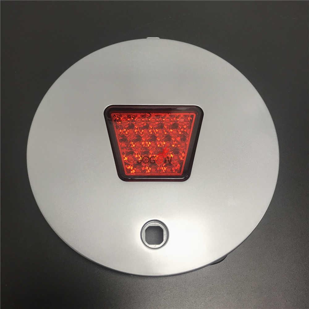 Для Nissan Patrol Y61 1997-2013 задний запасное колесо сигнала крышка светодиодной лампы ABS замена аксессуары
