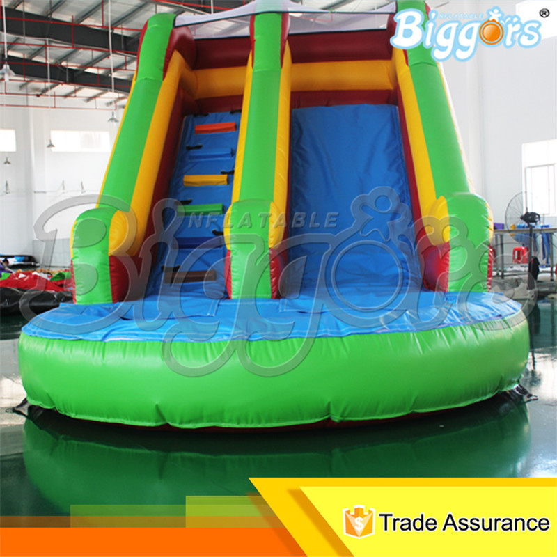 Free Shipping Hot Commercial Summer Water Game Inflatable Water Slide With Pool For Kids Or Adult jungle commercial inflatable slide with water pool for adults and kids