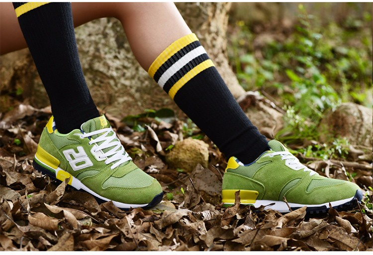 ONEMIX Men Retro 750 Running Shoes Rubber Leather Sport Women Trainers Sneakers Breathable Female Walking Jogging Shoes EU 36-44 8