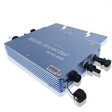 Домашний водонепроницаемый 600 W микро PV сетевой инвертор на солнечных батарейках преобразователь, DC 22-50 V до 80-160VAC или 180-260VAC, 50 hz/60 hz автоматически совпадающий