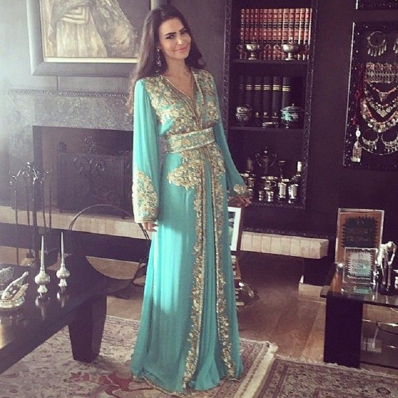 New Fashion Caftan Of Morocco Moroccan Traditional Clothes  Caftan And