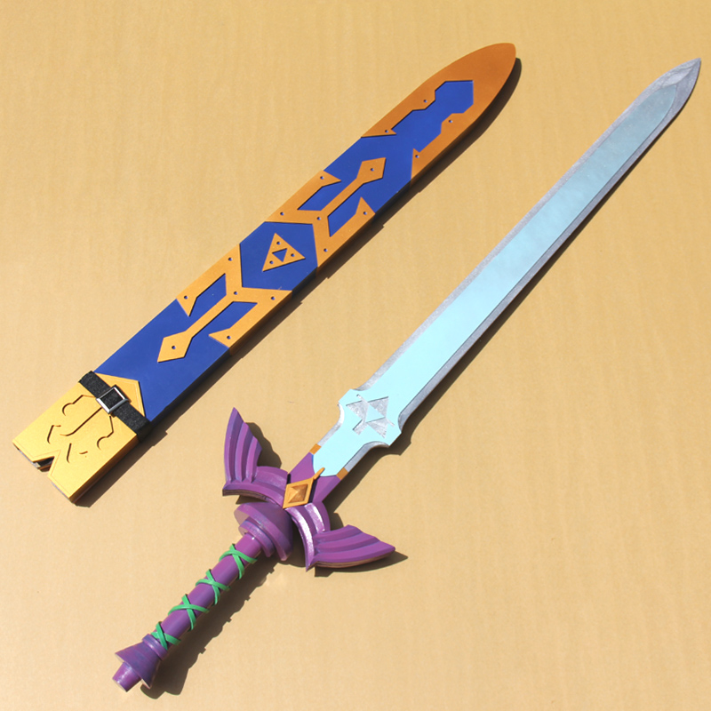 The Legend of Zelda:Skyward Sword Link Cosplay Sword Weapon Prop mp003571