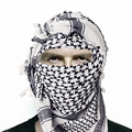Engrossar! airsoft cool engrossar multifunction tactical scarf shawl hijab muçulmano shemagh árabe keffiyeh cachecóis cachecol fashion