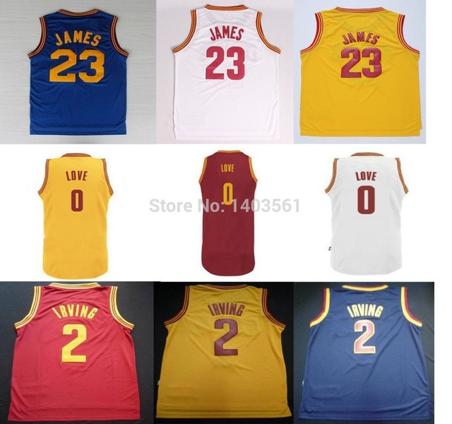 4e2bbd53a722  23 Lebron James Cavs Jersey REV 30  0 Kevin Love cavs basketball James  Emperor Jersey Kyrie Irving USA Jersey Free Shipping