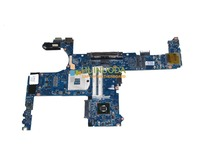 642759 001 Laptop Motherboard For HP Elitebook 8460P Series Notebook PC System Board Main Board QM67