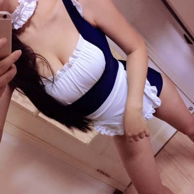 6352a62234 2017 Sexy   Kawaii Maid Style Bathing Suit Sukumizu One-piece Swimming Suit  Cosplay Stretchy Swimwear Swimsuit Costumes