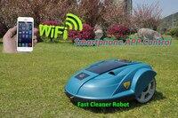 Два года гарантии Home Приспособления робот газонокосилка с CE РОШ, li ion Батарея, авто Заряжать, расписание