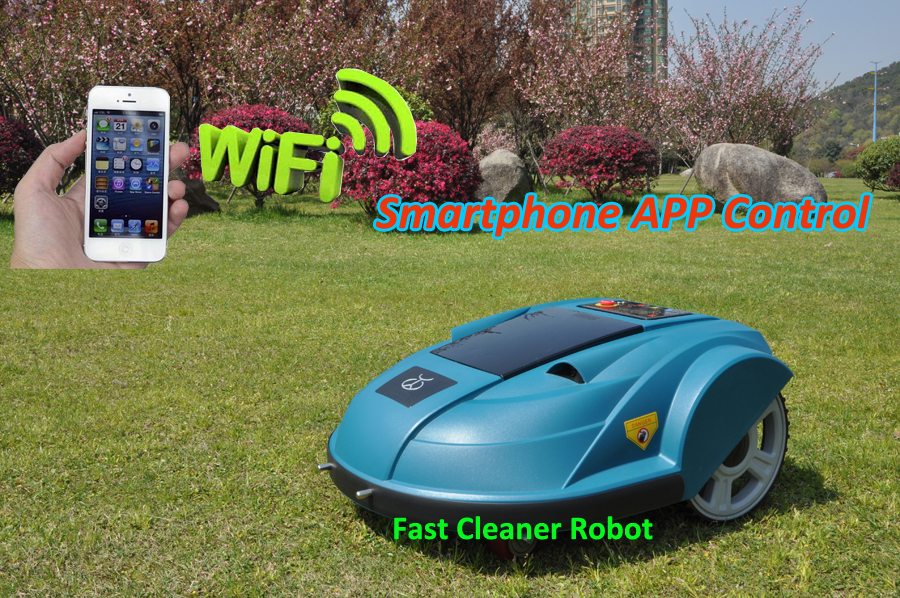 Two Year Warranty-Home Appliances Robot Lawn Mower Grass Cutter With CE Rosh Approved,Li-ion Battery,Auto Recharged ,Schedule цены