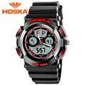 Brand design men watches LED Quartz watch men Quartz-watch pointer and digital Double display digital-watch relogio masculino
