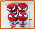Avengers Supper Heroes plush dolls toy 23cm Spider-Man plush toys christmas Kids gift
