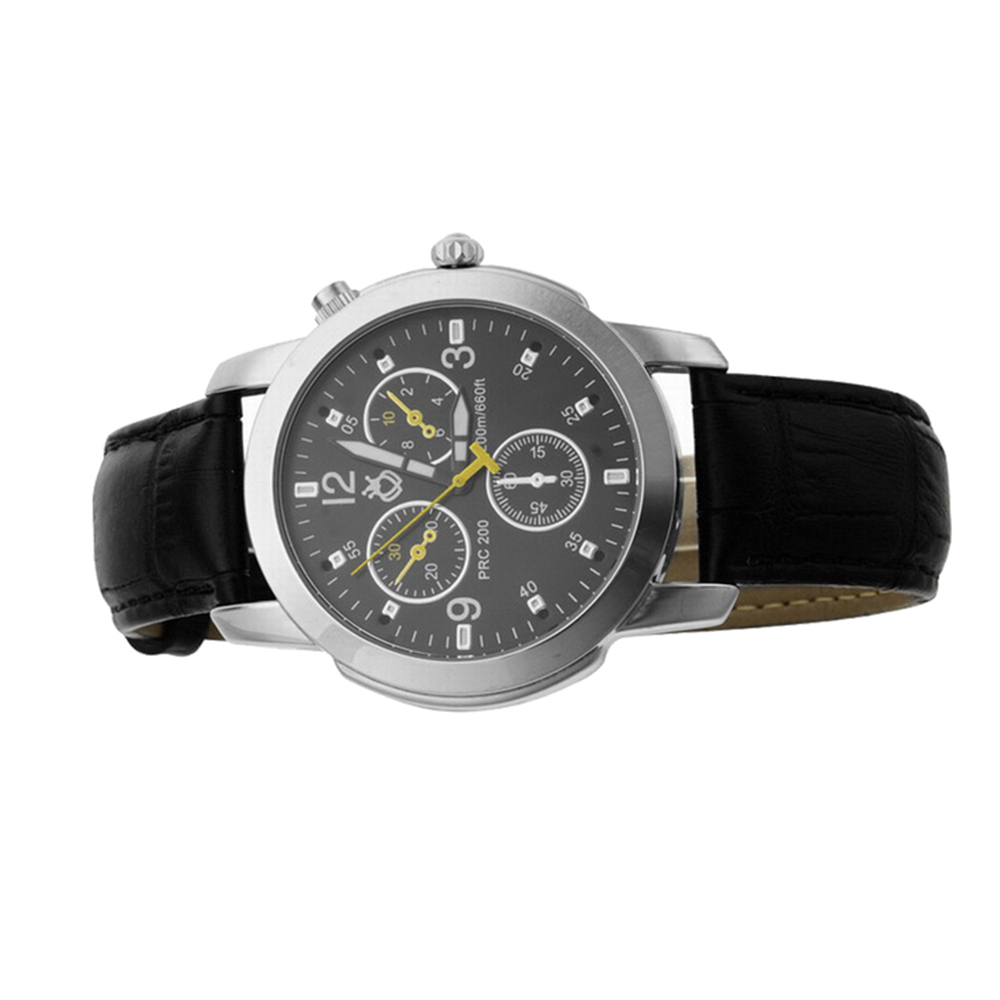Smart Horloges Chronograaf, 24 Hr Indicator Militaire Sport Horloges ...