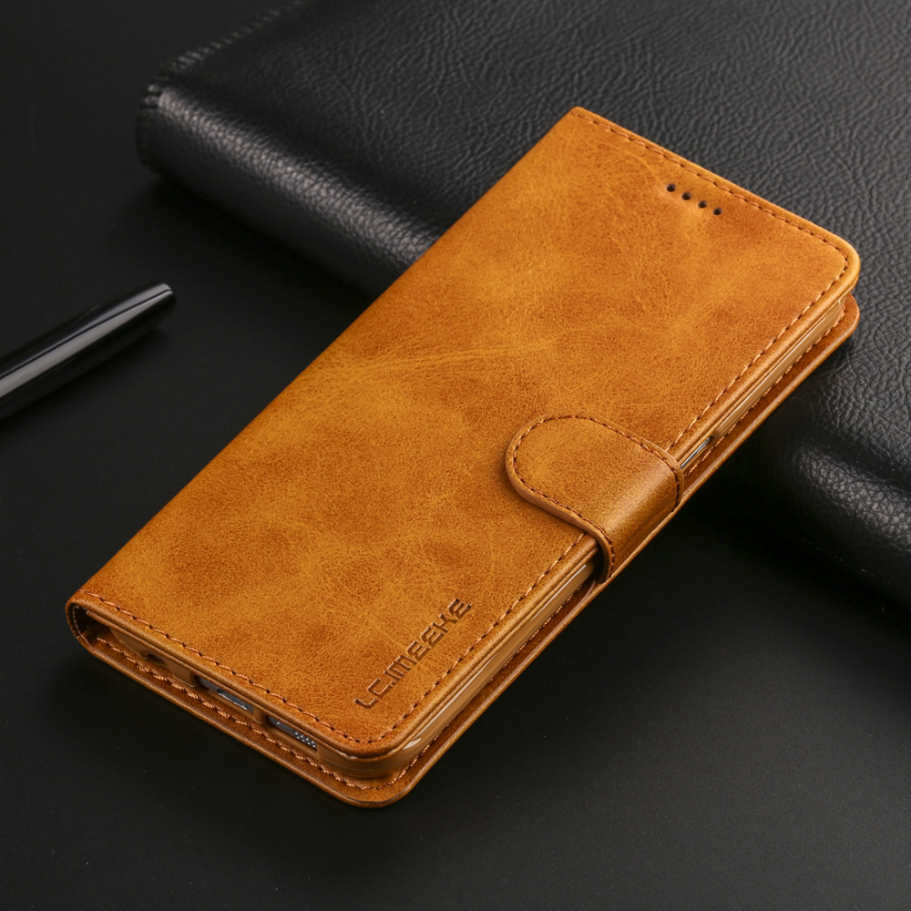 Luxury PU Leather Wallet Case For Samsung Galaxy S7 S7 Edge Cards Holder Coque Flip Phone Cover