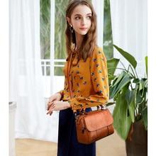 Luxury Small female crossbody bag handbag for girls womens leather brand luxury tote 2018 mini shoulder