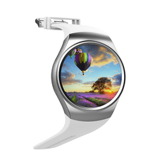 KW18 Smart Watch Support SIM TF Card Bluetooth Call Heart Rate Pedometer Sport Modes Smartwatch For Android IOS