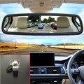 De visión nocturna Cámara de Visión Trasera Para Hyundai Accent RB 2010 ~ 2015 con 5 ''TFT LCD de Coches Espejo Monitor Del Rearview Del Estacionamiento Monitor