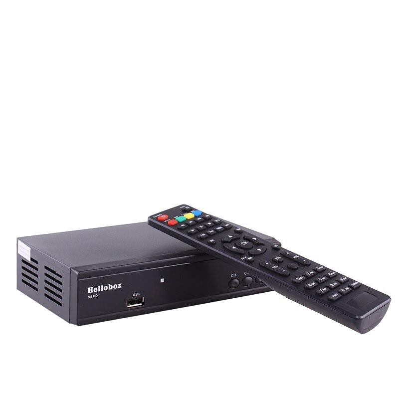 Details about Hello Box V5 Satellite Receiver DVBS2 IPTV Online Software  Upgrade Support TV HD