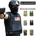 Genuine Blackhawk tactical vest bulletproof vest CS tactical vest Outdoor hunting vest free shipping