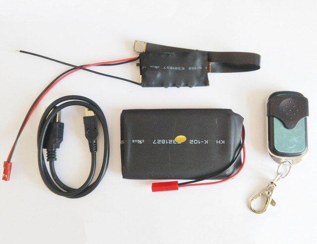 S01 PC1 Full Set CCTV Module Accesories 90 Degree 4000MAH