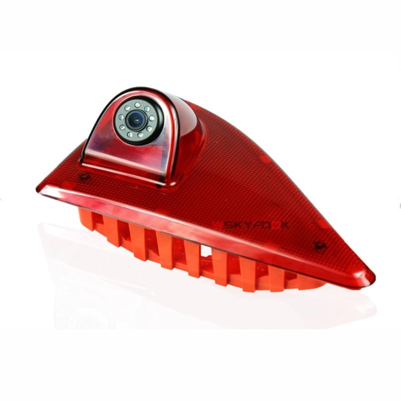 CCD car Brake Light Rear view camera For Renault Master Nissan NV400 Opel Movano Vauxhall Movano reverse camera IR light camera