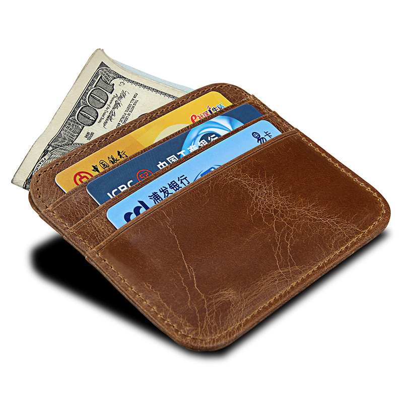 2018 RFID Super Slim Soft Wallet 100% Cowhide Genuine leather mini credit card wallet purse card holders Men Wallet Thin Small soarday 1 piece 2 times dental pathological model display deep caries shallow caries teaching model