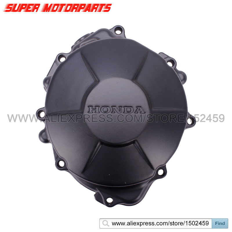 Motorcycle Stator Engine Cover Left Magneto Cover for HONDA CBR600 07 08 09 00 11 12 13 14 year F5 07-12 motorcycle stator engine cover left magneto cover for kawasaki zx 9r 1998 99 00 01 02 2003 year