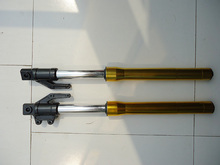 for Cheap authentic for Long-SUV car upside down on the bottom of the hole hydraulic front shock absorber distance 630mm
