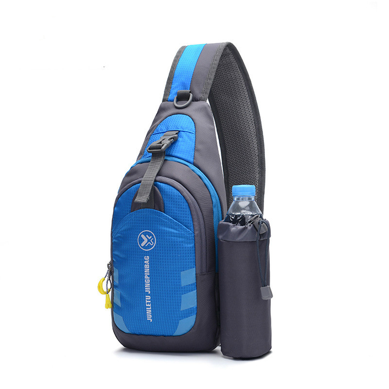 2018 Multi-Functional Bag Men Women chest bags Waterproof chest Package Waist Bag Belt B ...