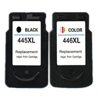 1 Set For Canon 445 446 PG 445 CL 446 Printer Ink Cartridge For Pixma Ip2810