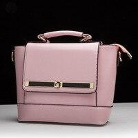 Tas dames 2016 nieuwe vrouwelijke tas taobao hot stijl mode dames handtassen gedragen een schoudertas