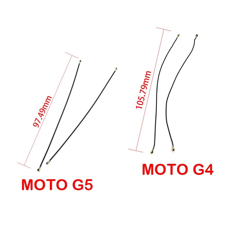 New Compatible For Motorola Moto G4 G5 Signal Antenna Coaxial Flex Cable Wifi Antenna Signal Flex Cable