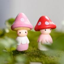 lovely girls Crafts Ornament gift Micro landscape fairy miniature garden