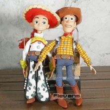 Игрушка история разговора Вуди/Джесси Коллекционная Фигурка говорящая игрушка кукла