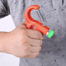 10-60Kg Adjustable Heavy Gripper Fitness Hand Exerciser Grip FatGrip Wrist Increase Strength Spring Finger Pinch Carpal Expander