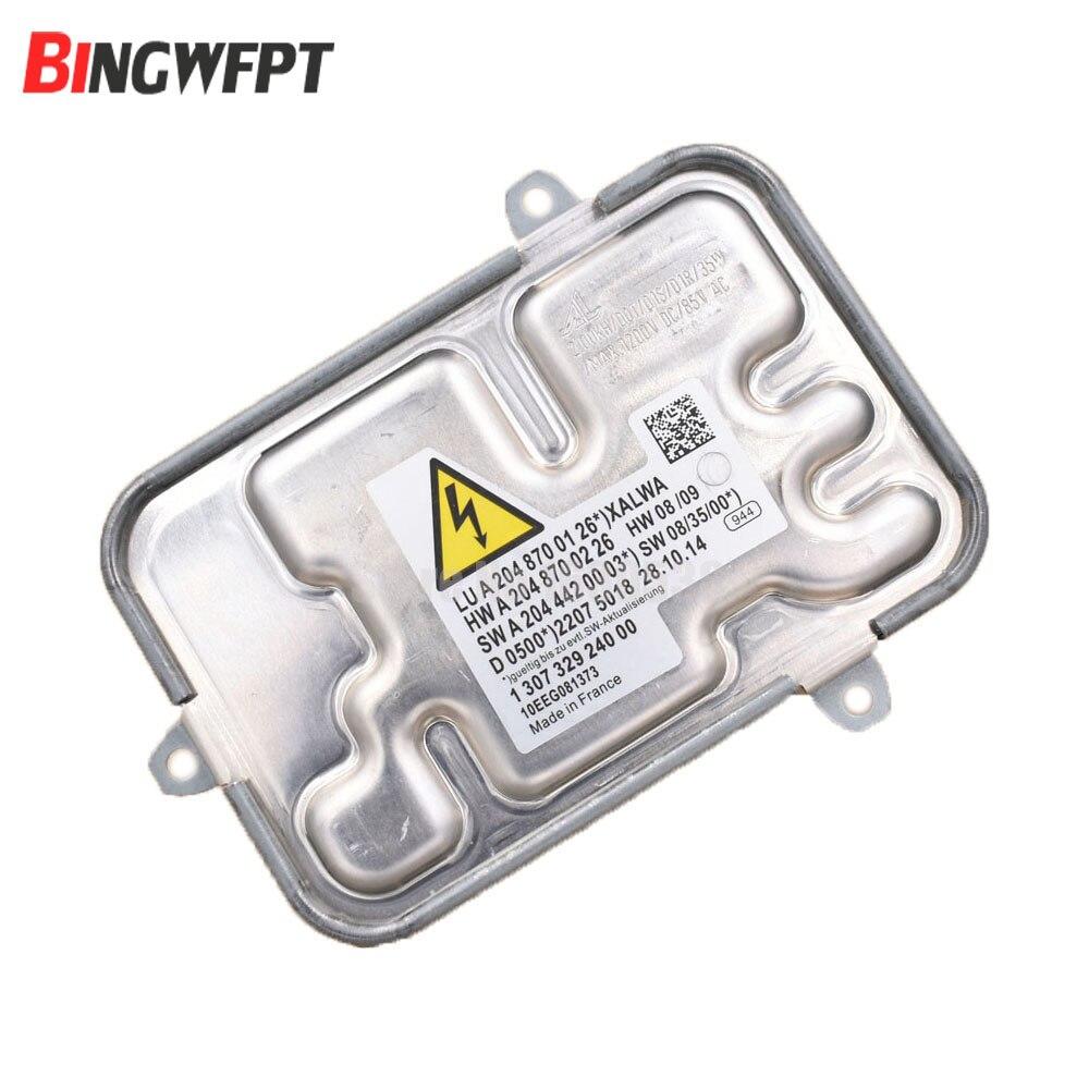 100% Original NEW 1K0941329 130732924000 Xenon HID Ballast Control Unit Module Kit For Mercedes C300 C350 C63 S550 S600 S63 S65 85967 22080 d4s d4r xenon headlight hid ballast control unit module for toyota lexus