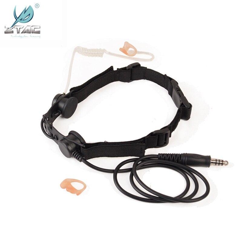 ouvido caca guarda costas sniper garganta mic tubo 05