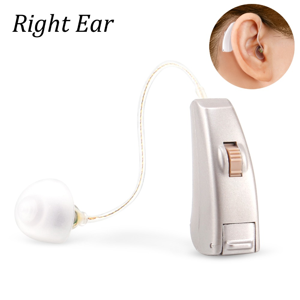 RIC Digital Hearing Aid Hearing Loss Resound Amplifier for the Elderly Deaf Ear Care Compared to