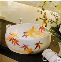 Керамика туалет Lavabo этап бассейна в комнату, что защищать Ванна Art бассейна, что мыть лицо круглый бассейн