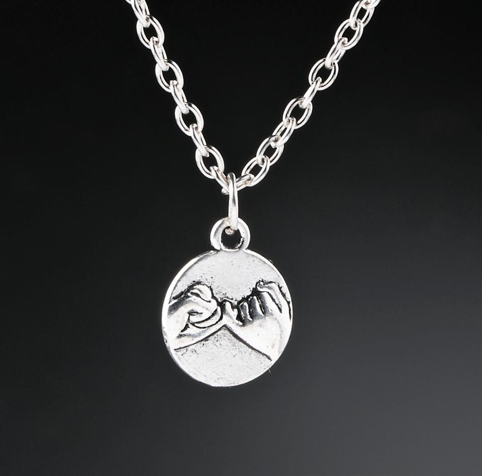 Popular Pinky Promise Necklace-Buy Cheap Pinky Promise Necklace ...