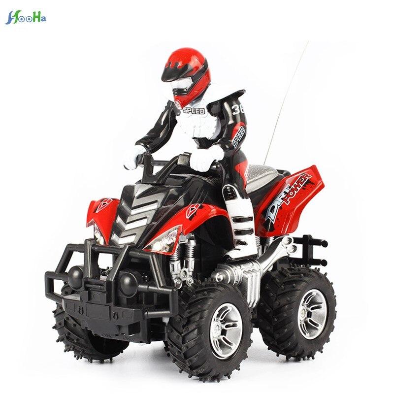 цена на Factory Direct New Beach Remote Control Car Light Racing Drift Four Wheel Speed Electric Motor Toy Wholesale