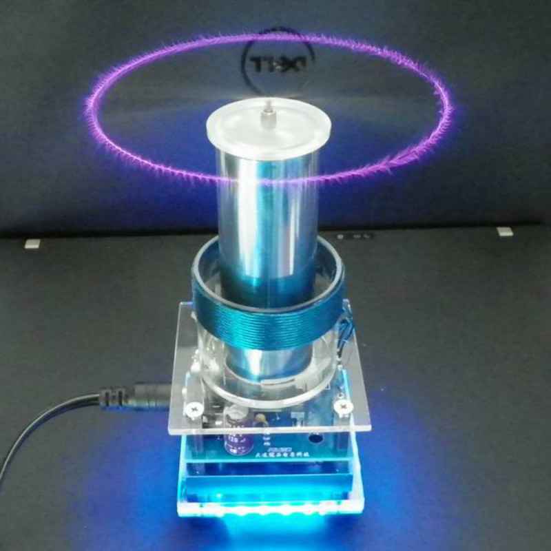 Music Tesla Coil Logistics Teaching Model Plasma Loudspeaker Plasma speaker Music Tesla Coil
