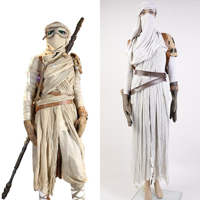 Star Wars 7 Cosplay la fuerza despierta rey traje uniforme moive ...