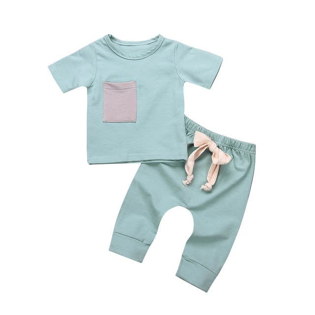 a19b759bb 2018 Emmababy New Newborn Toddler Infant Baby Boy Girl Clothes T ...