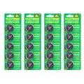 20 pcs Por Atacado Original CR2430 DL2430 2430 3 V Botão Bateria plana Para Assista Toy Fone De Ouvido