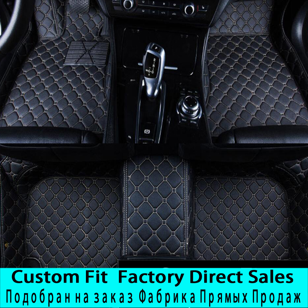 SUNNYFOX Car floor mats specially for Ford S-max Fusion Mondeo Focus Edge 5D car-styling heavy duty carpet rugs liners(2006-)SUNNYFOX Car floor mats specially for Ford S-max Fusion Mondeo Focus Edge 5D car-styling heavy duty carpet rugs liners(2006-)